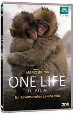 La copertina di One Life (dvd)