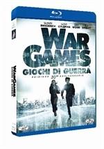 La copertina di Wargames - giochi di guerra (blu-ray)