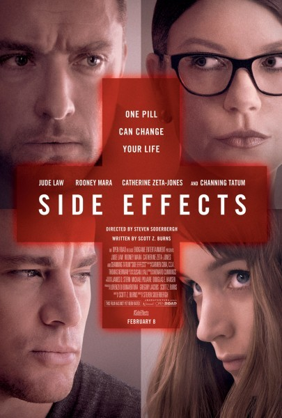 Side Effects: la nuova locandina