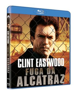 La copertina di Fuga da Alcatraz (blu-ray)