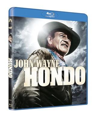 La copertina di Hondo (blu-ray)