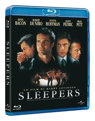 La copertina di Sleepers (blu-ray)