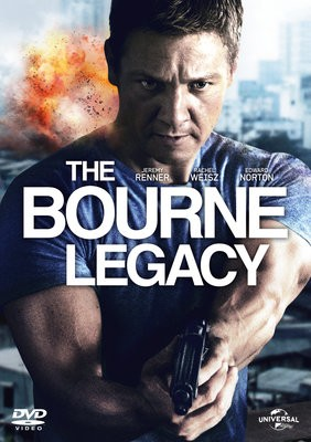 La copertina di The Bourne Legacy (dvd)