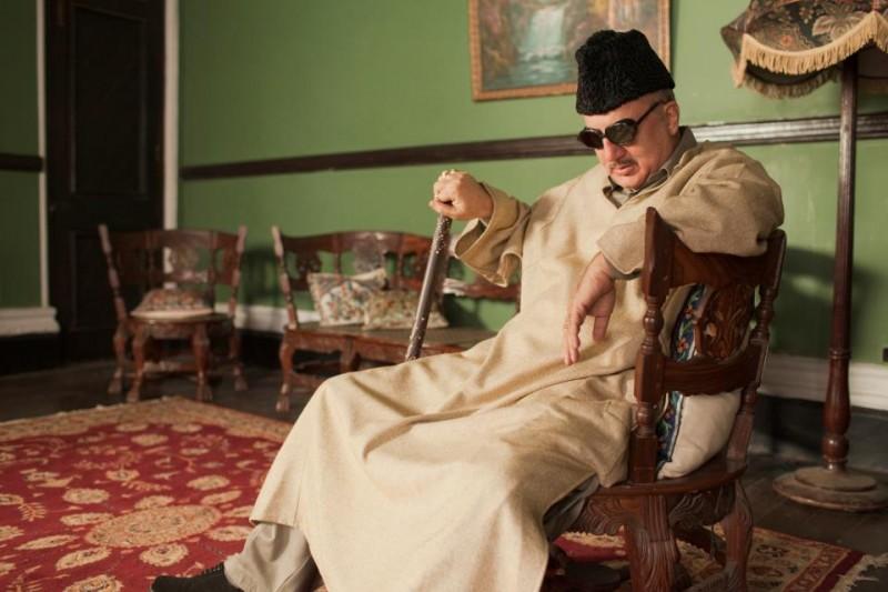 Midnight's Children: Anupam Kher è Ghani, il padre di Naseem