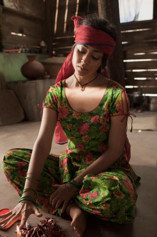 Midnight's Children: Shriya Saran è Parvati