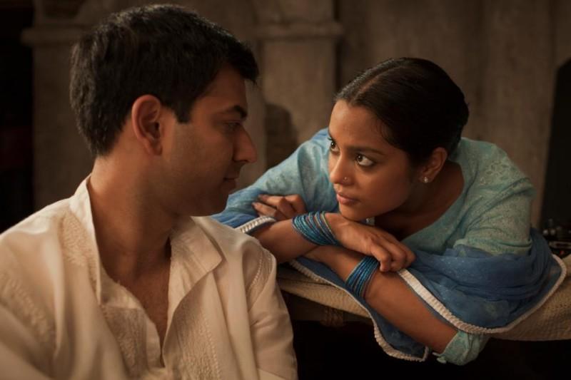 Midnight's Children: una scena del film di Deepa Mehta