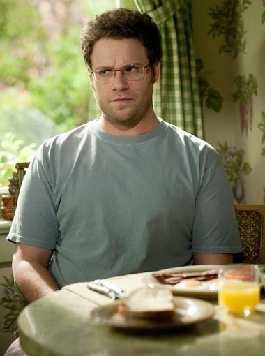 Seth Rogen in una scena di The Guilt Trip