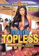 La copertina di Mondo Topless (dvd)