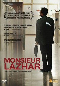 La copertina di Monsieur Lazhar (dvd)