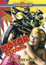 La copertina di Motorpsycho! (dvd)