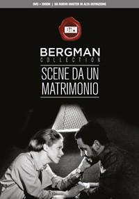 La copertina di Scene da un matrimonio (dvd)