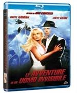 La copertina di Avventure di un uomo invisibile (dvd)
