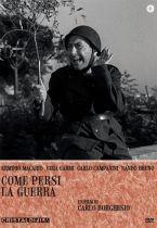 La copertina di Come persi la guerra (dvd)