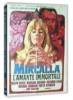 La copertina di Mircalla, l'amante immortale (dvd)