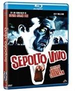 La copertina di Sepolto vivo (dvd)