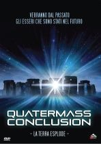 La copertina di The Quatermass Conclusion (dvd)