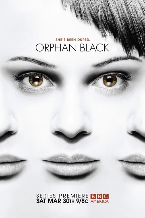 La locandina di Orphan Black