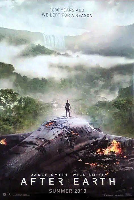 After Earth: ecco la seconda locandina del film