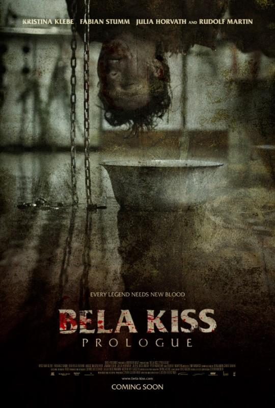 Bela Kiss: Prologue: la locandina del film