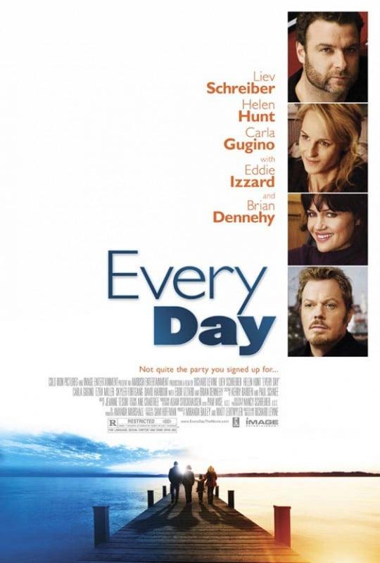 Everyday: la locandina del film