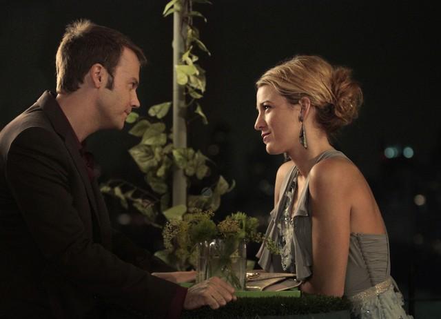 Gossip Girl: Barry Watson e Blake Lively in una scena dell'episodio High Infidelity