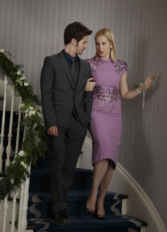 Gossip Girl: Connor Paolo e Kelly Rutherford nell'episodio finale New York, I Love You XOXO