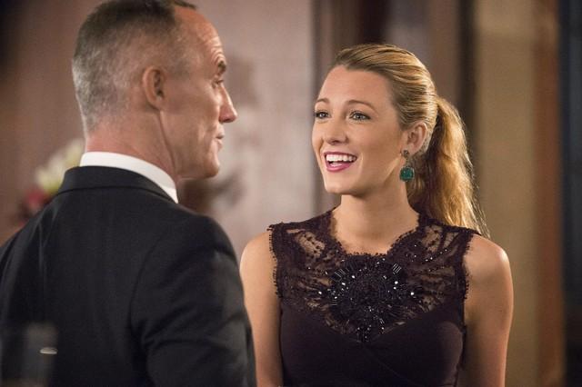 Gossip Girl: John Burke e Blake Lively nell'episodio The Revengers