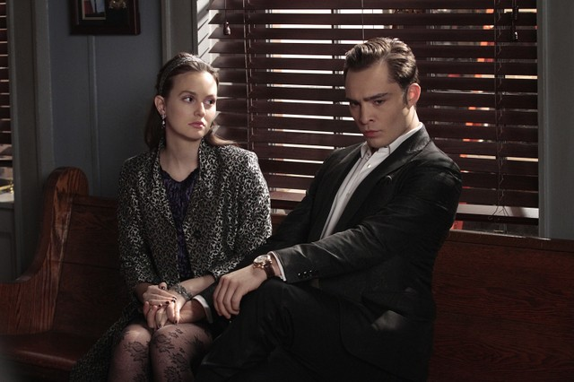 Gossip Girl: Leighton Meester e Ed Westwick nell'episodio finale New York, I Love You XOXO