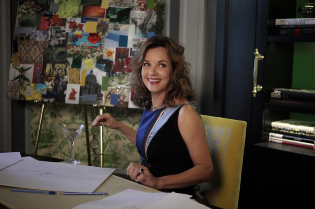 Gossip Girl: Margaret Colin nell'episodio Where the Vile Things Are