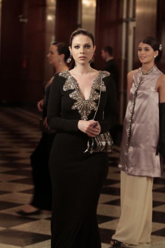 Gossip Girl: Michelle Trachtenberg nell'episodio Monstrous Ball