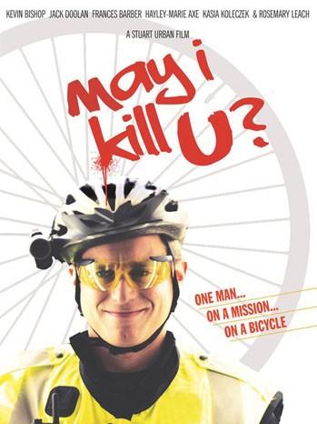 May I Kill U?: la locandina del film