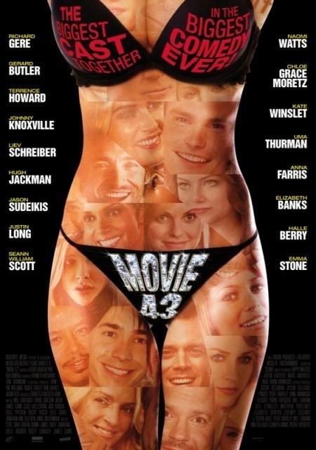 Movie 43: nuovo poster USA