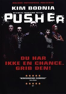 Pusher: Locandina originale