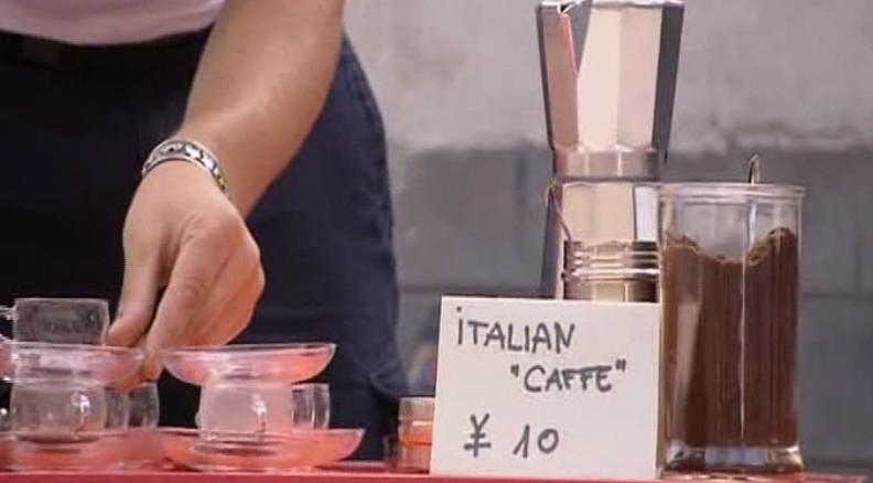 Pechino Express: un 'caffè italiano' per i concorrenti della prima edizione