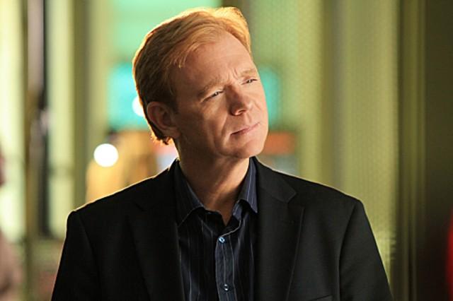 CSI Miami: David Caruso in una scena dell'episodio Alla lettera della decima stagione