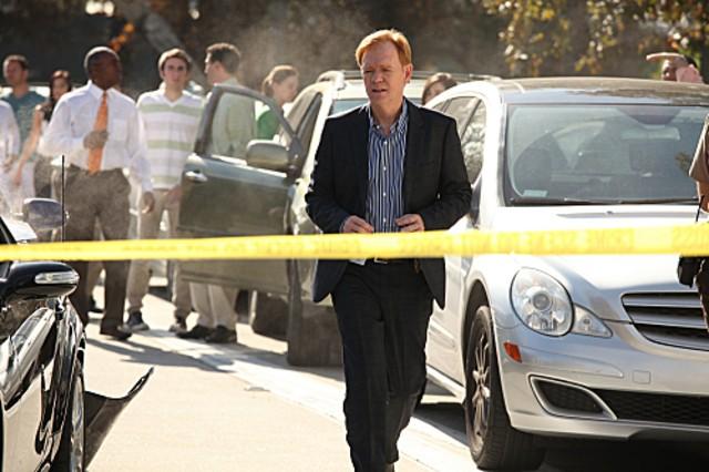 CSI Miami: David Caruso in una scena dell'episodio L'ultimo lancio, della decima stagione