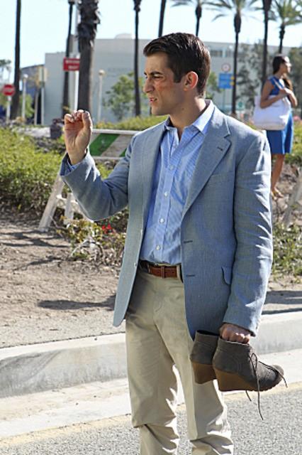 CSI Miami: Jonathan Togo in un momento dell'episodio Habeas Corpse della decima stagione