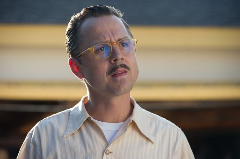 Gangster Squad: Giovanni Ribisi nei panni dell'ufficiale Conway Keeler
