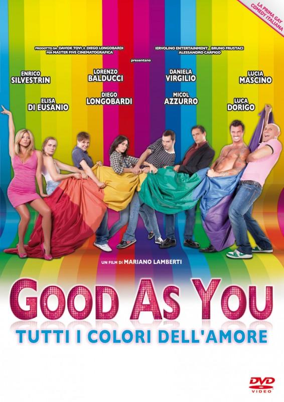 La copertina di Good as You - (dvd)