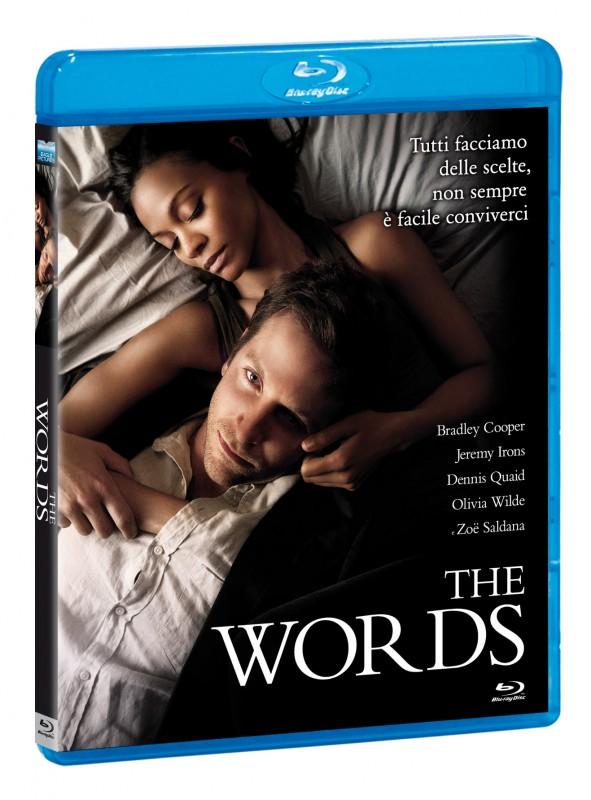 La copertina di The Words (blu-ray)