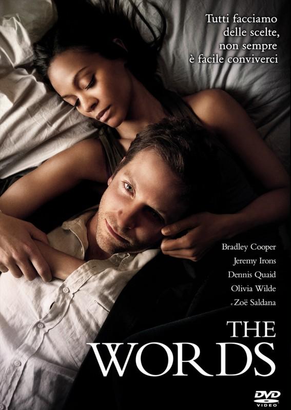 La copertina di The Words (dvd)