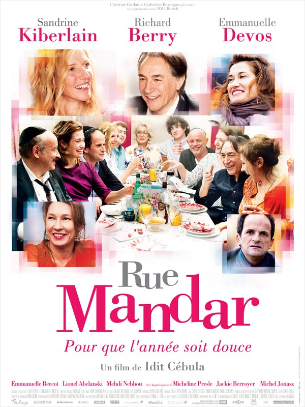 Rue Mandar: la locandina del film