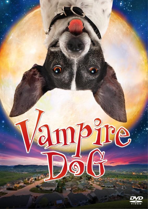La copertina di Vampire Dog (dvd)