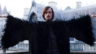 Mackenzie Crook druante un momento dell'episodio La maledizione di Cornelius Sigan, della seconda stagione di Merlin