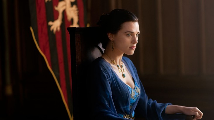 Merlin: Katie McGarth in una scena dell'episodio Il cacciatore di streghe della seconda stagione