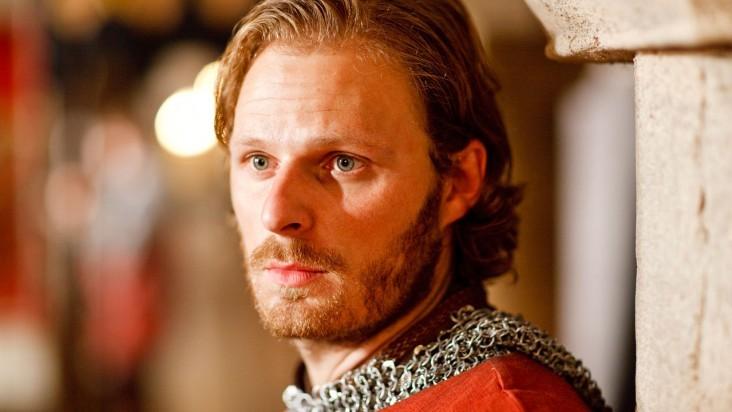 Merlin: Rupert Young in una scena dell'episodio La bella e la bestia: Parte 2, della seconda stagione