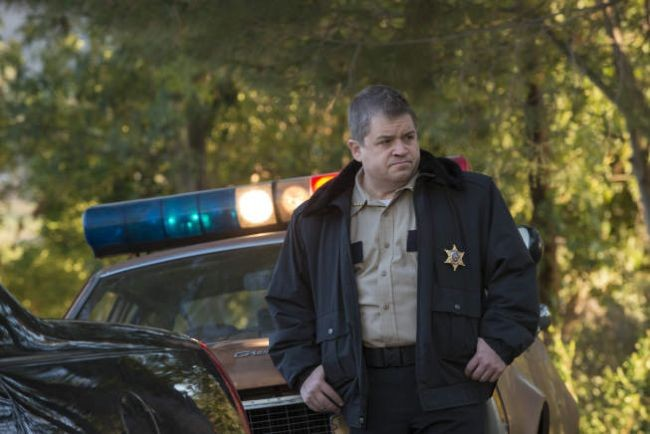 Justified: Patton Oswalt nell'episodio Hole in the Wall