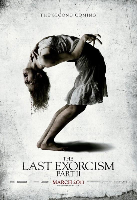 The Last Exorcism 2: la locandina del film
