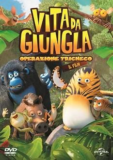La copertina di Vita da giungla - Operazione tricheco (dvd)