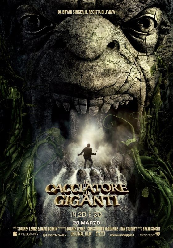 Jack the Giant Slayer: il teaser poster italiano